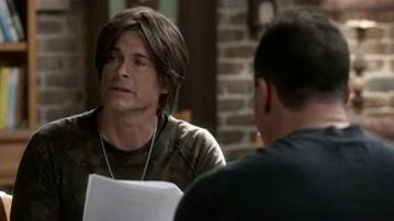 The Grinder: I Made A Promise To Someone