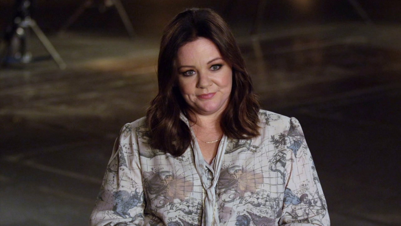 The Boss: Melissa McCarthy On Cedric Yarbrough