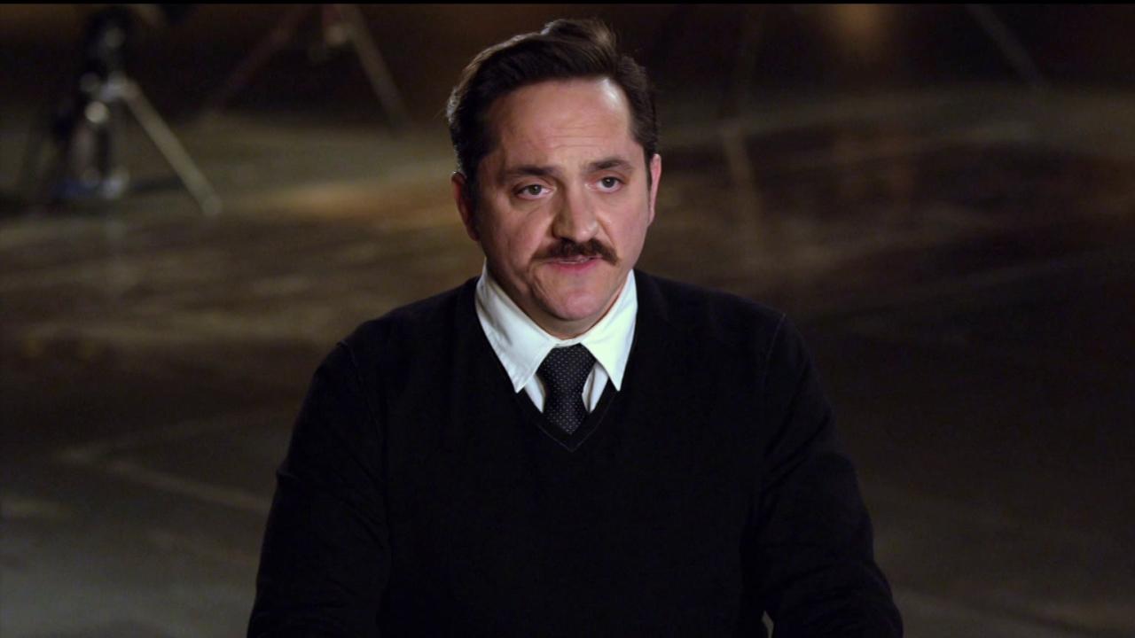 The Boss: Ben Falcone On Melissa's Improv
