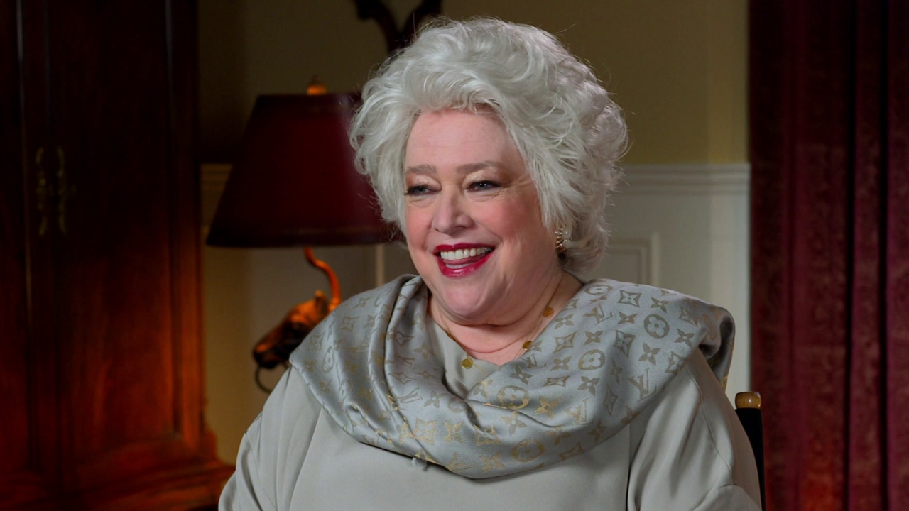 The Boss: Kathy Bates On Her Character 'Ida'