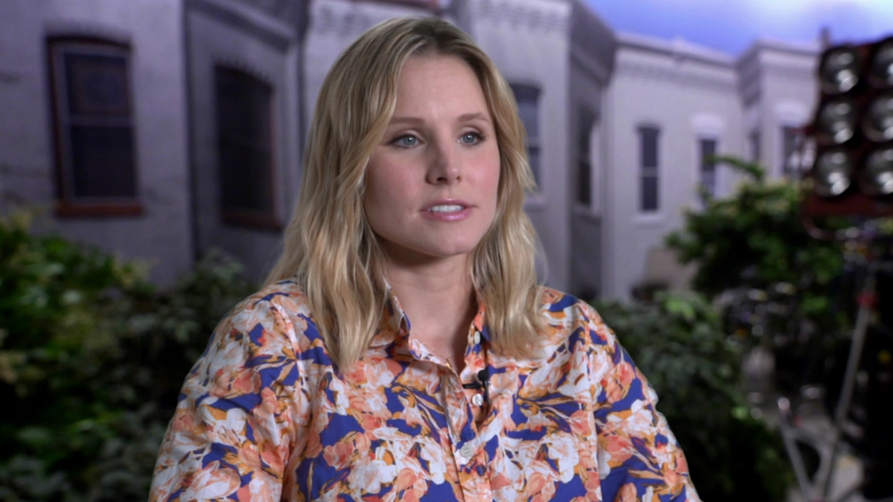 The Boss: Kristen Bell On Her Character 'Claire'