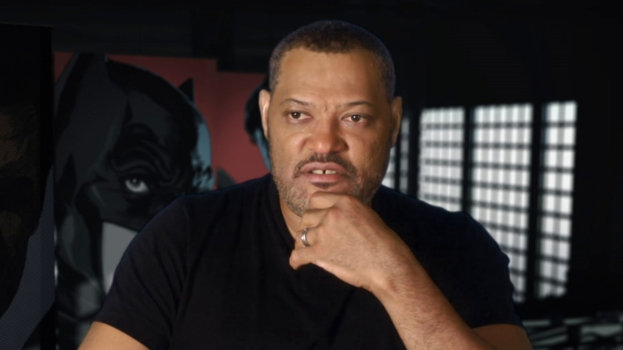 Batman V Superman: Dawn Of Justice: Laurence Fishburne On Perry And Lois's Relationship