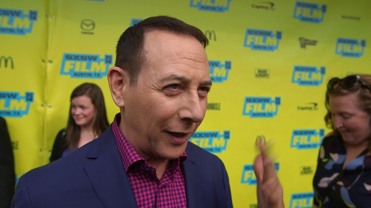 Pee-Wee's Big Holiday: Paul Reubens On Making Another Movie
