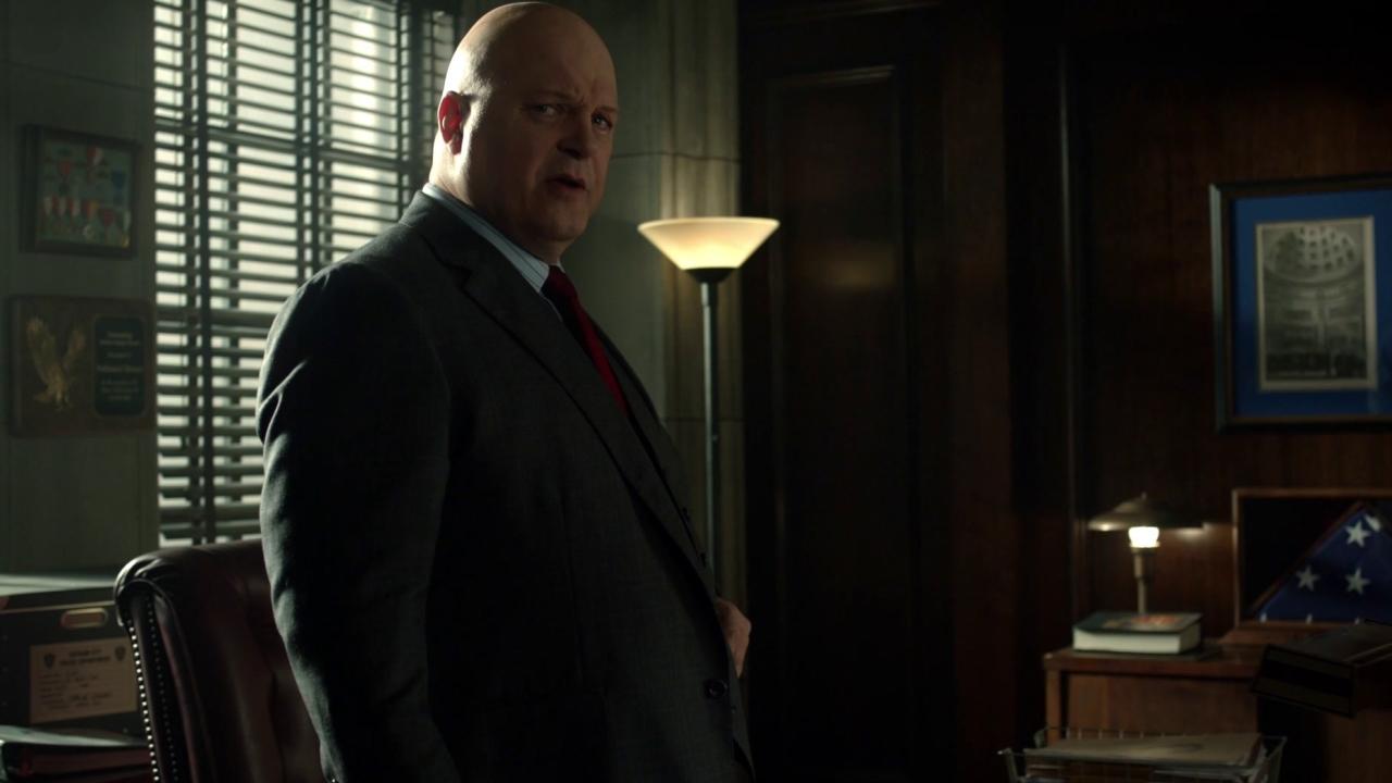 Gotham: Wrath Of The Villains: Mad Grey Dawn