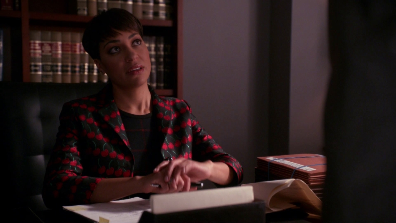 The Good Wife: Outranked