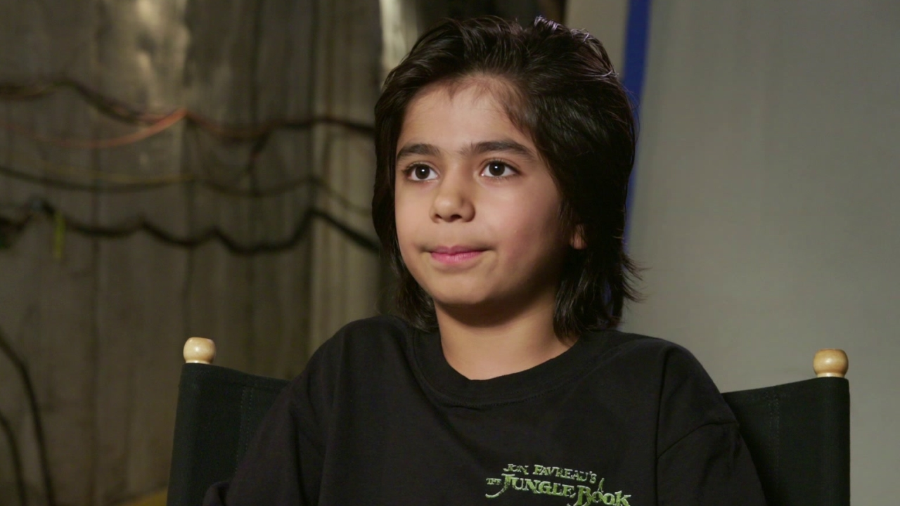 The Jungle Book: Neel Sethi On The Storyline