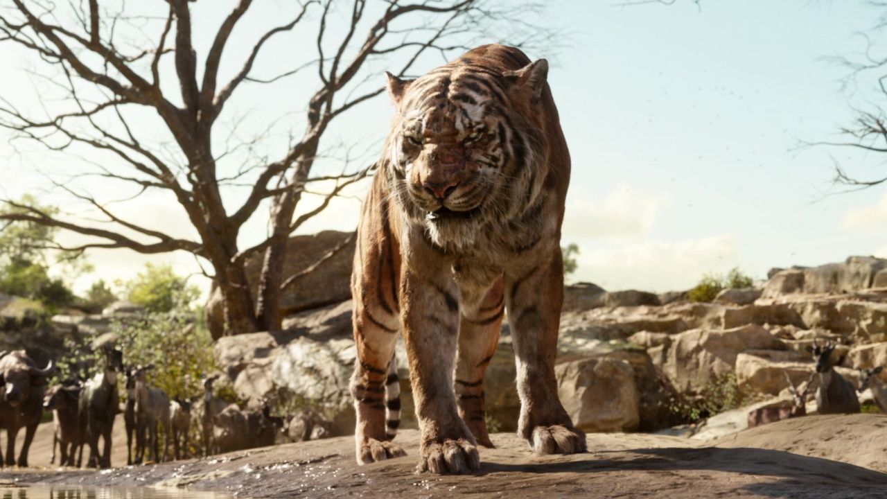 The Jungle Book: Introduction To Shere Khan
