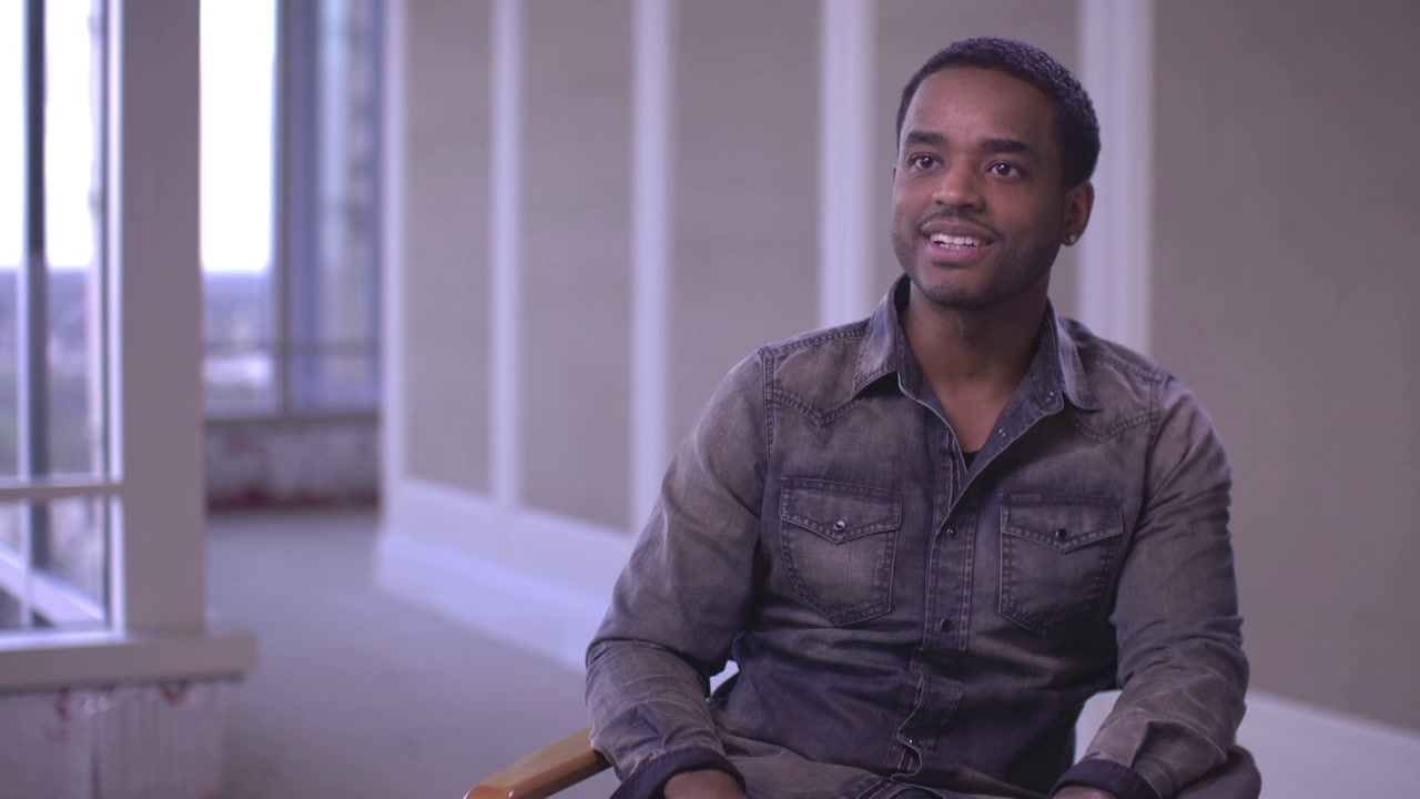 Game Of Silence: Larenz Tate On His Character