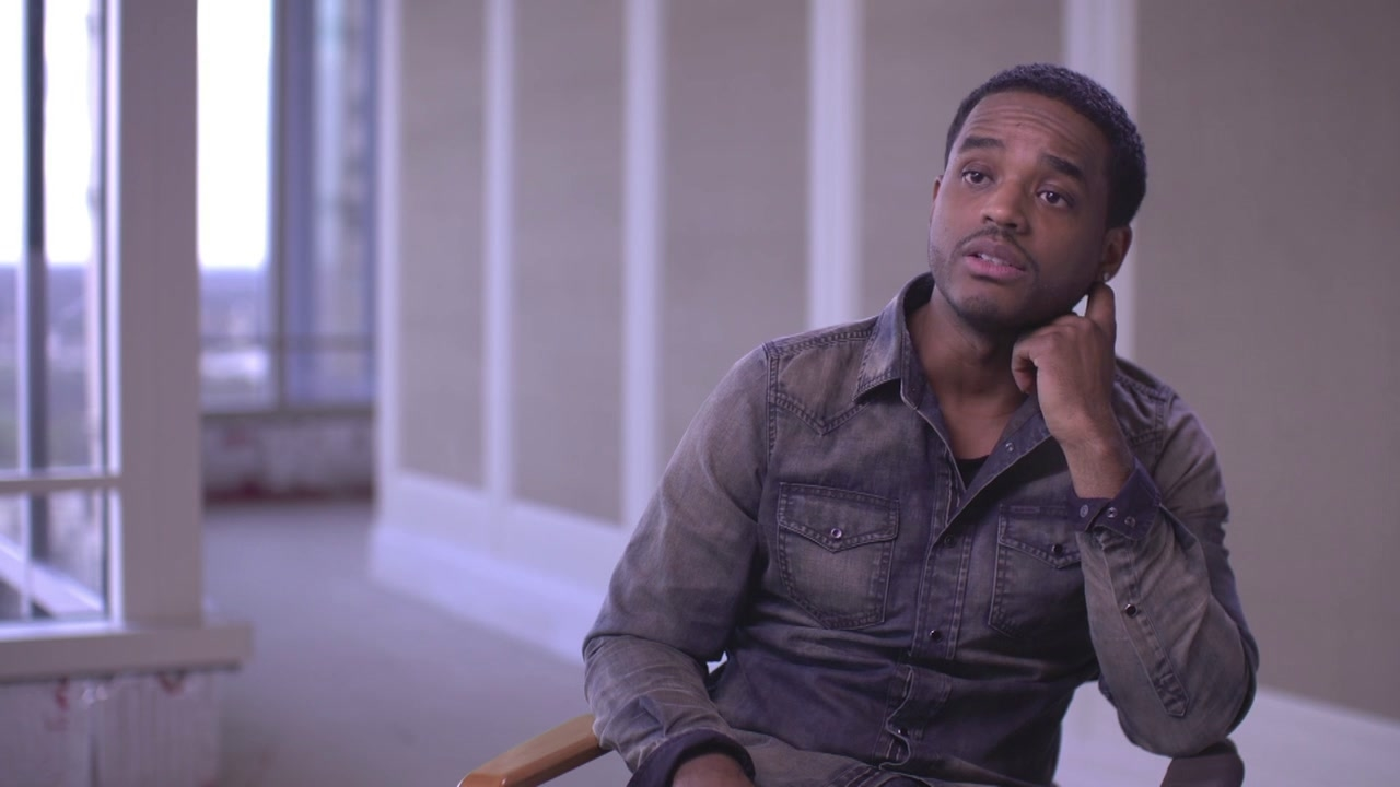 Game Of Silence: Larenz Tate On What The Show Is Really About
