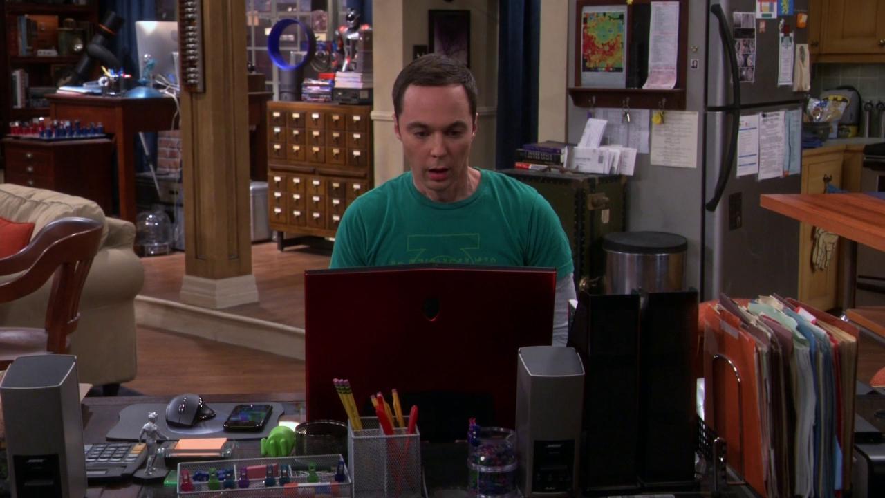 The Big Bang Theory: You're Too Late