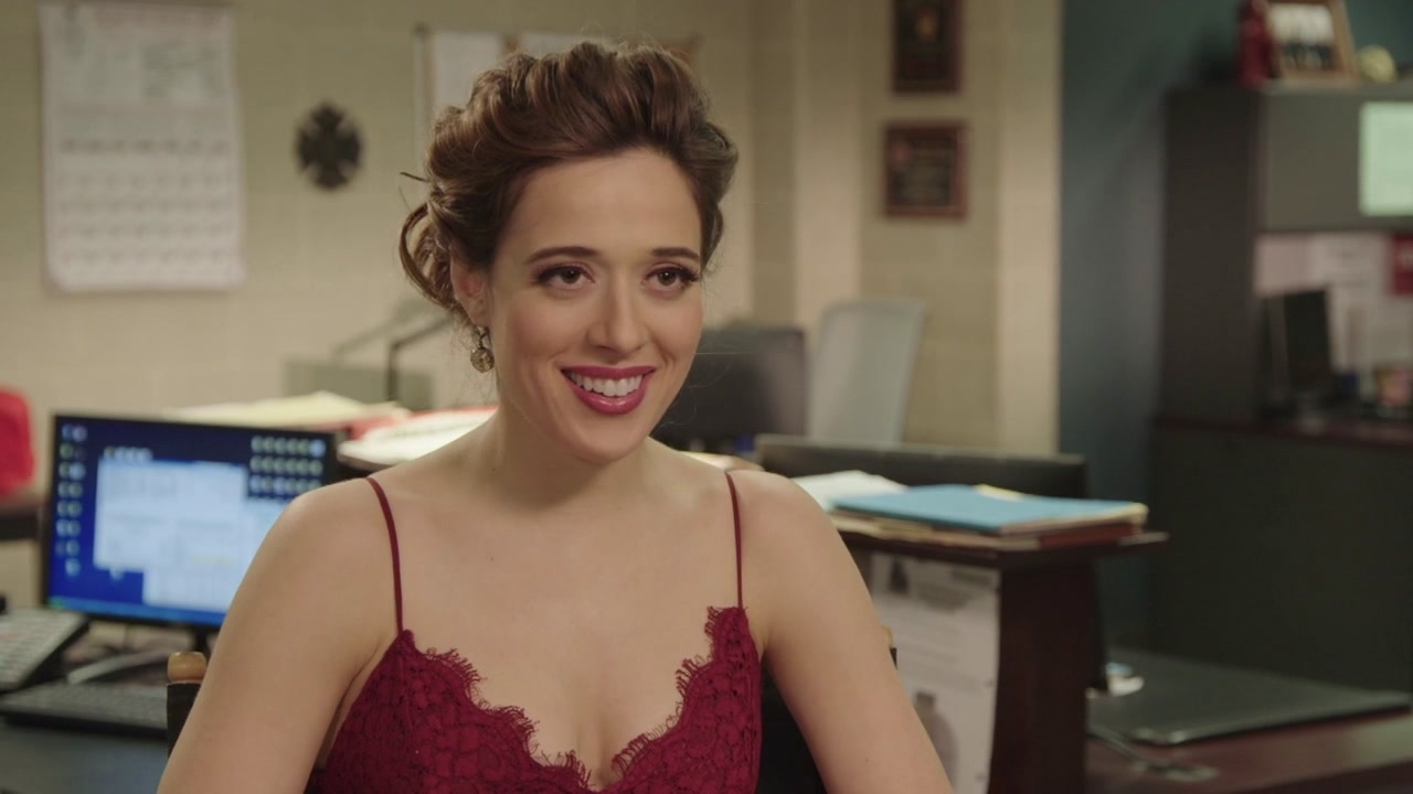 Chicago Fire: Marina Squerciati On Her Invitation To The Wedding