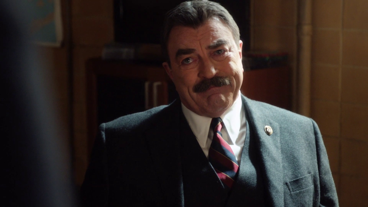 Blue Bloods: He's In The Box