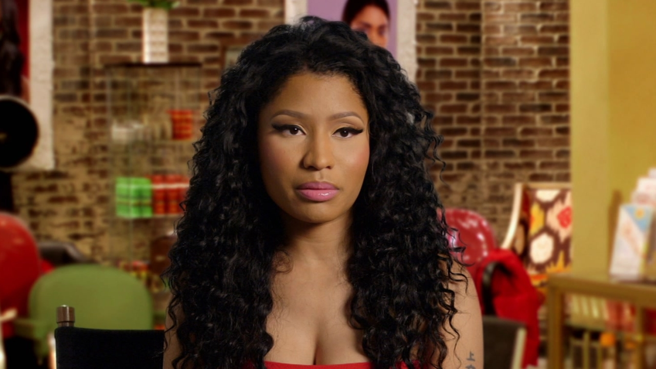 Barbershop: The Next Cut: Nicki Minaj On Joining The Cast And Ice Cube