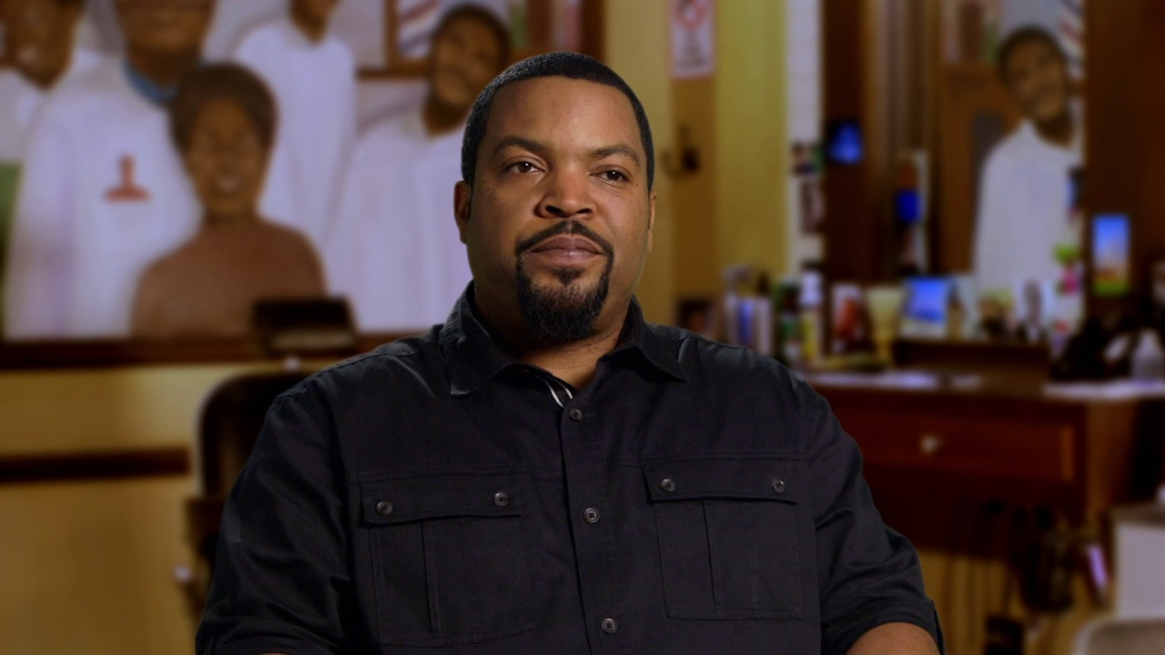 Barbershop: The Next Cut: Ice Cube On The Film's Premise And Tone