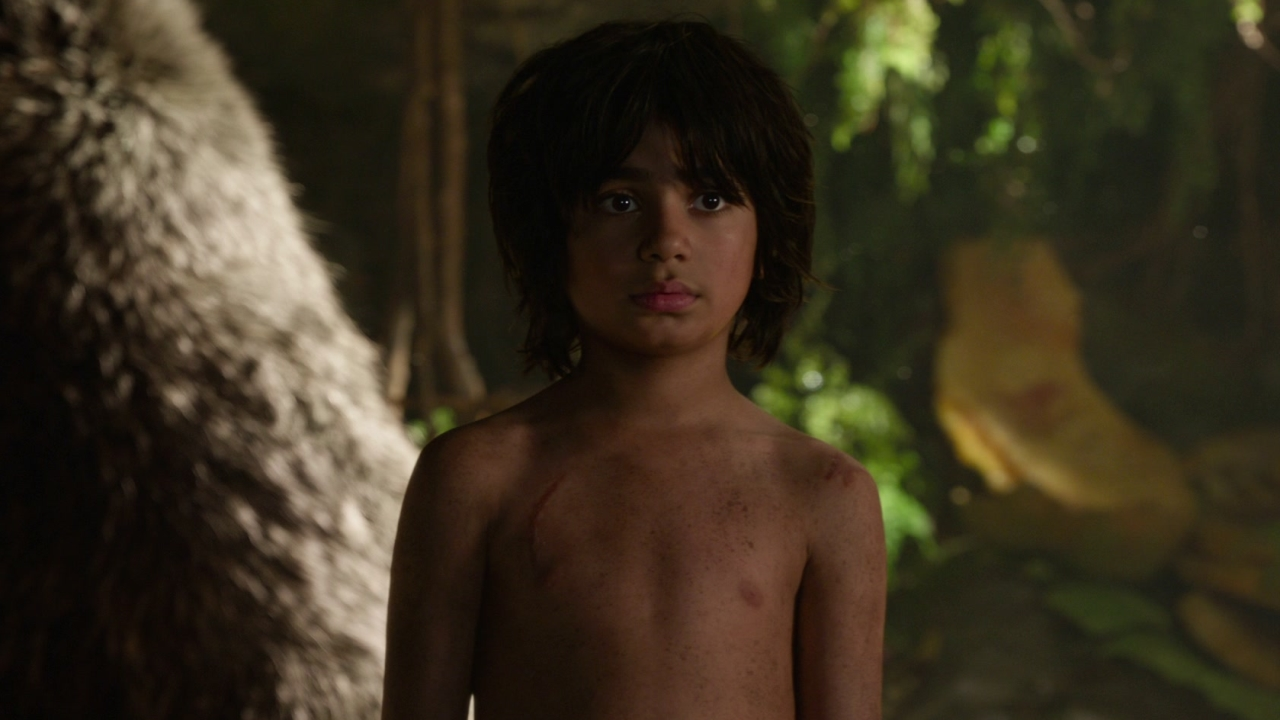 The jungle boy nude — 13
