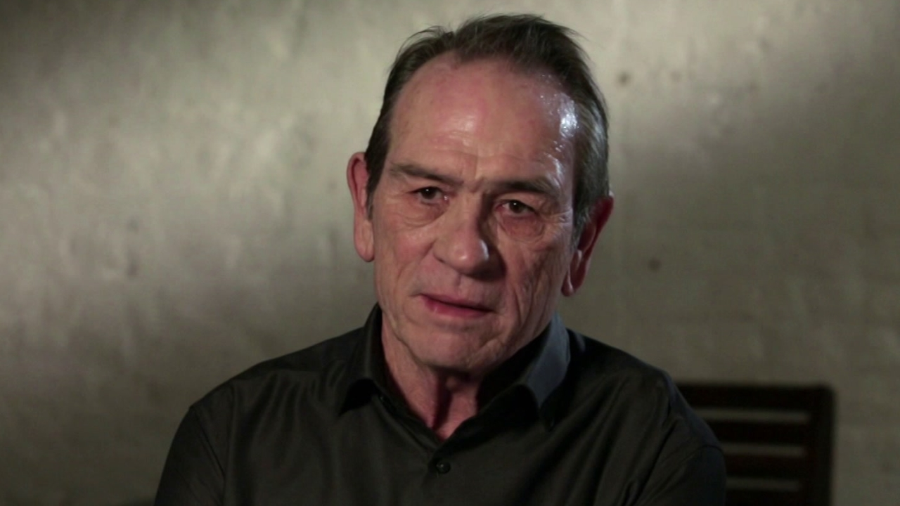 Criminal: Tommy Lee Jones On Kevin Costner As 'Jerico'