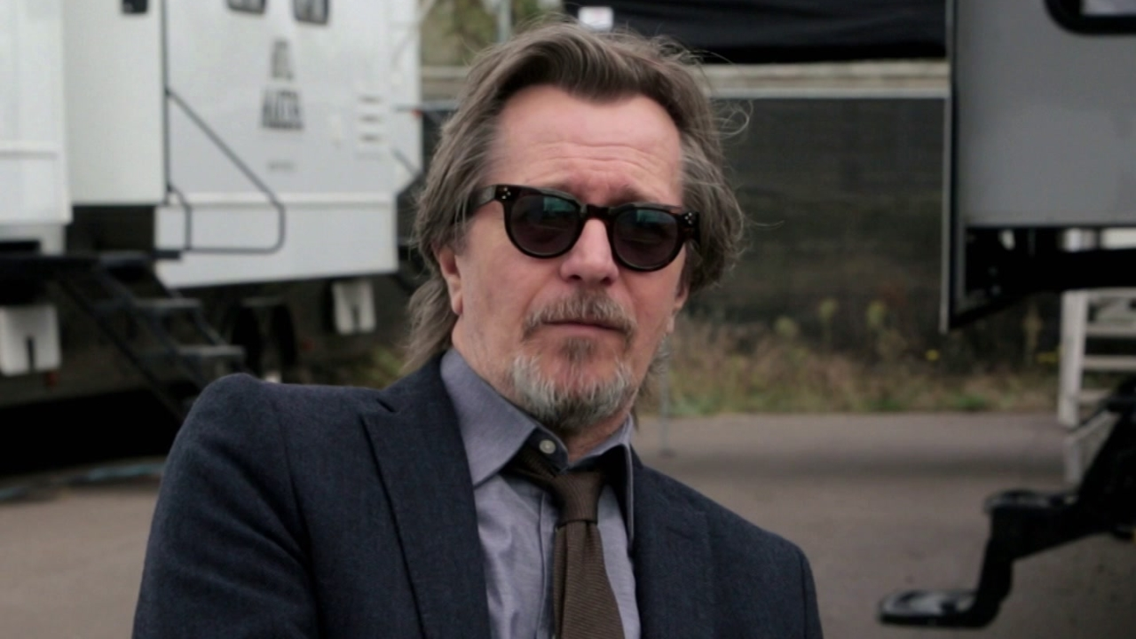 Criminal: Gary Oldman On His Character's Role In The Film
