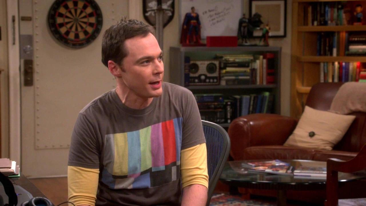 The Big Bang Theory: The Big Bear Precipitation