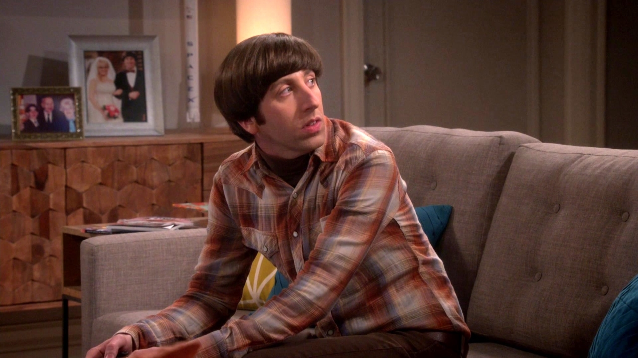 The Big Bang Theory: It Just Got Weird