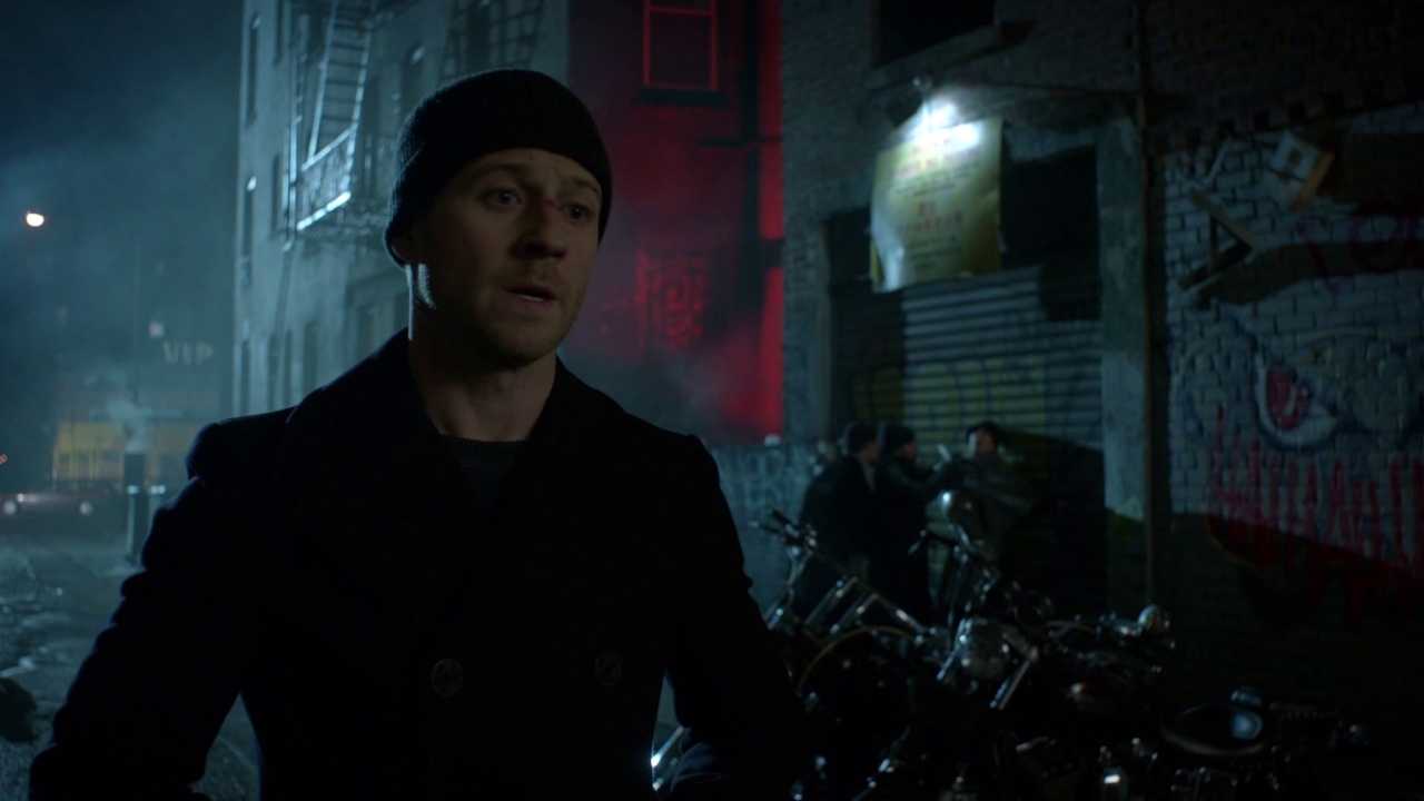 Gotham: Mugged