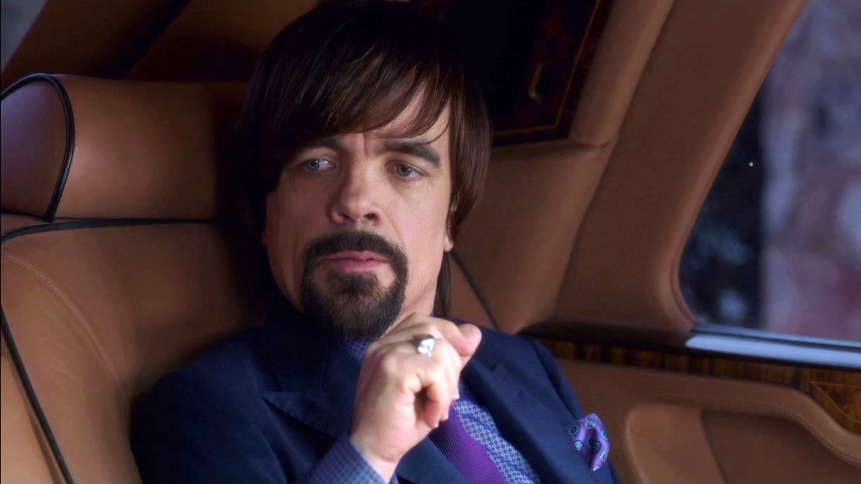 The Boss: Peter Dinklage-Renault (Featurette)