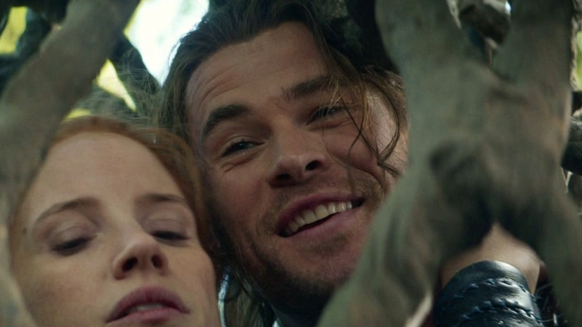 The Huntsman: Winter's War: The Band Tries To Negotiate Their Way Out Of A Trap