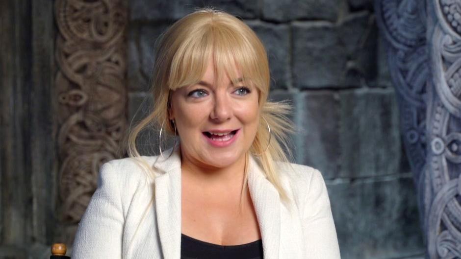 The Huntsman: Winter's War: Sheridan Smith On Her Character 'Mrs. Bromwyn'