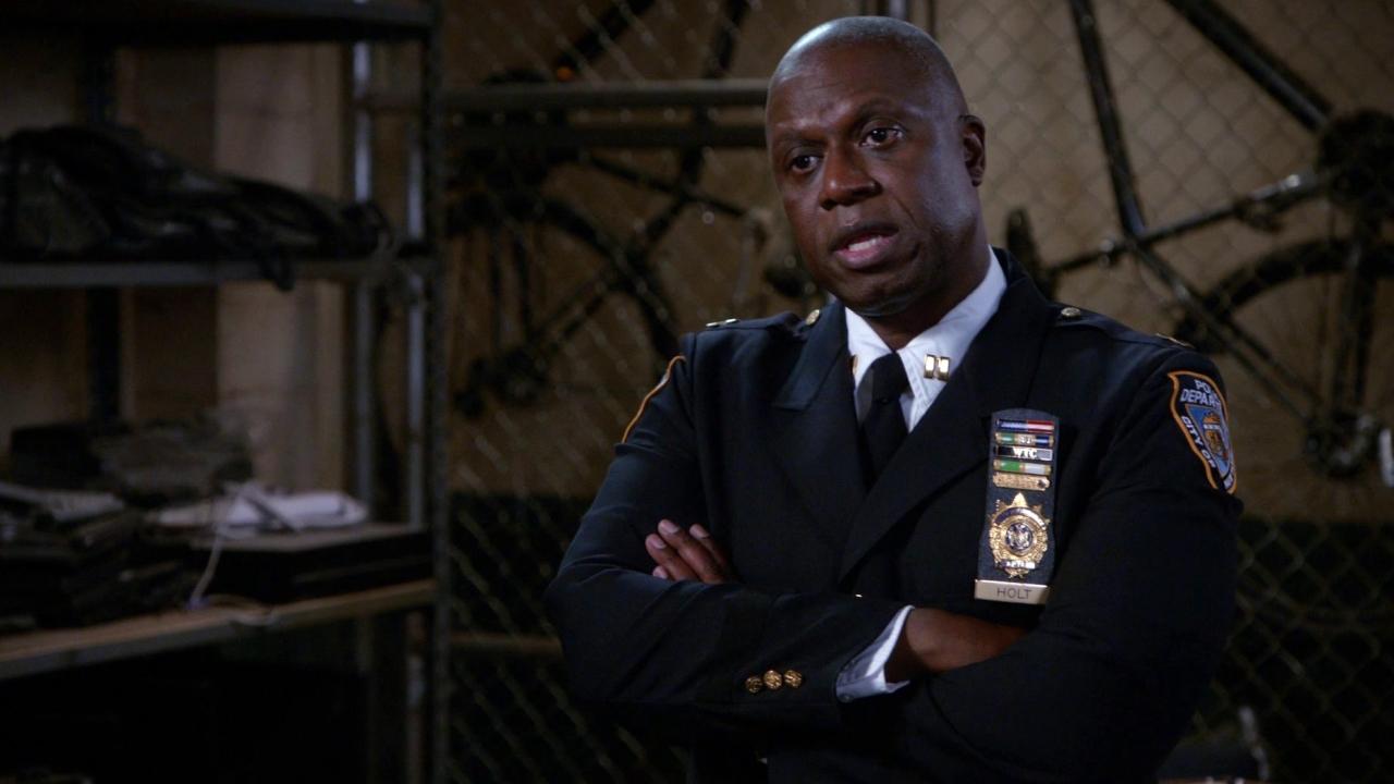 Brooklyn Nine-Nine: Bureau