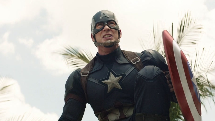Captain America: Civil War: Just Like We Practiced