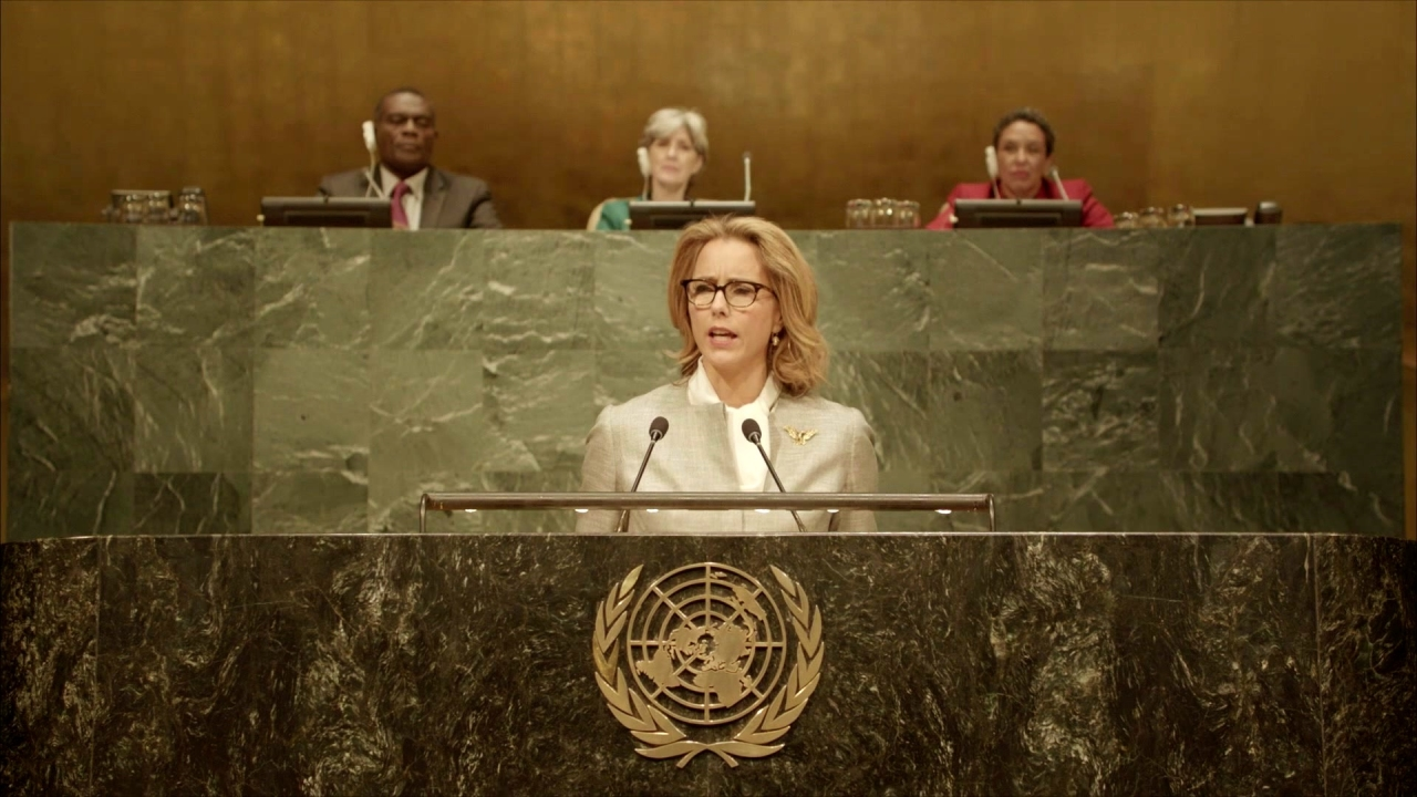 Madam Secretary: Madam Secretary At The Un