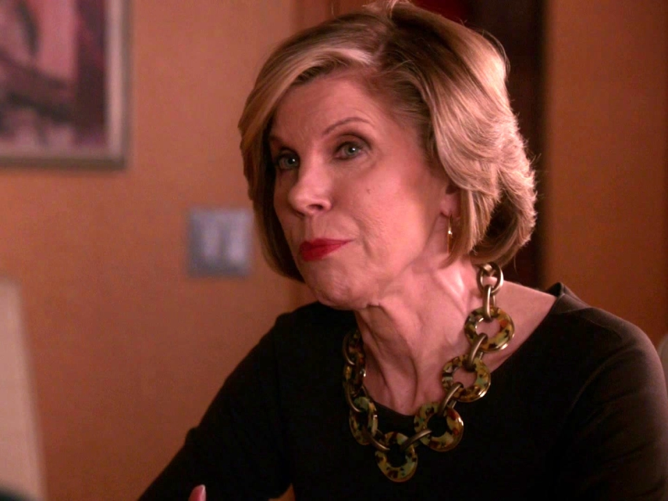 The Good Wife: Landing