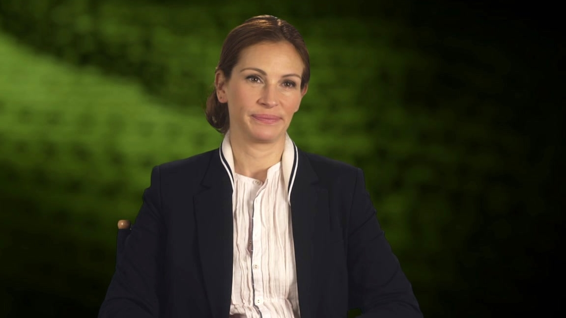 Money Monster: Julia Roberts On How 'Patty' And 'Lee' Clash
