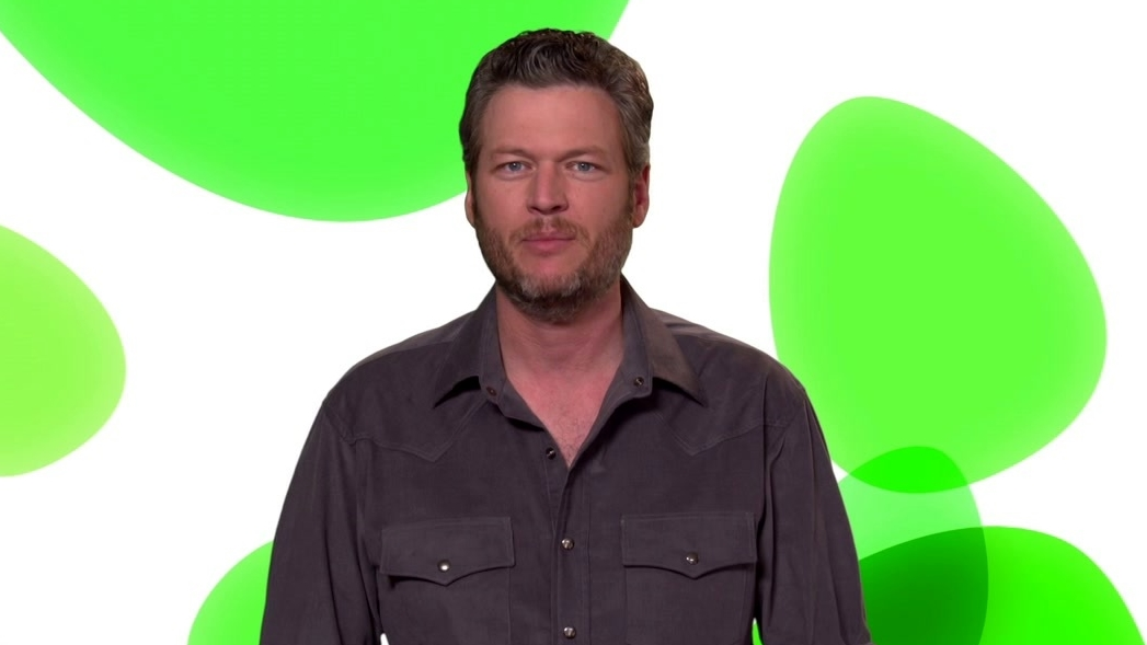The Angry Birds Movie: Blake Shelton On His Character