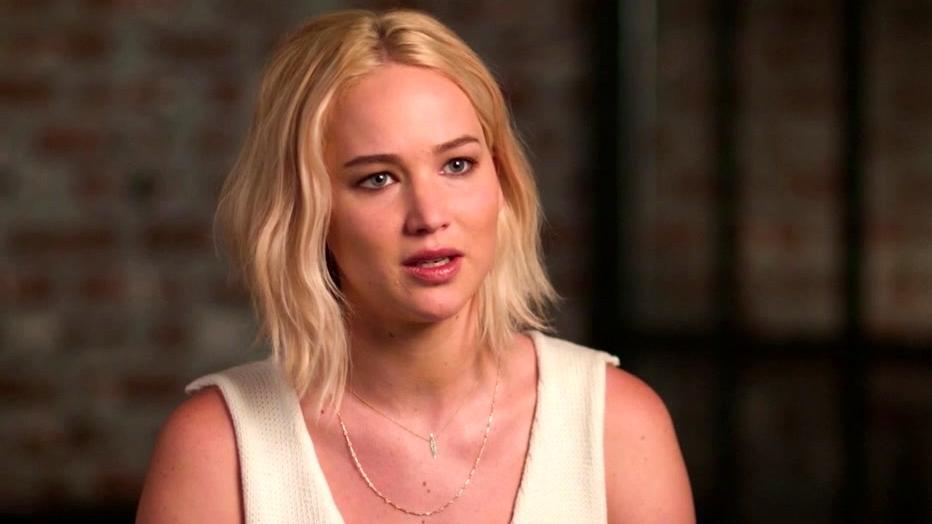 A Beautiful Planet: Jennifer Lawrence On Working On A Beautiful Planet
