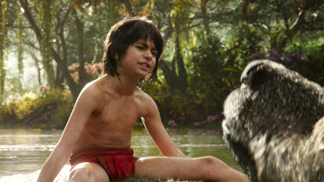 The Jungle Book: Bare Necessities