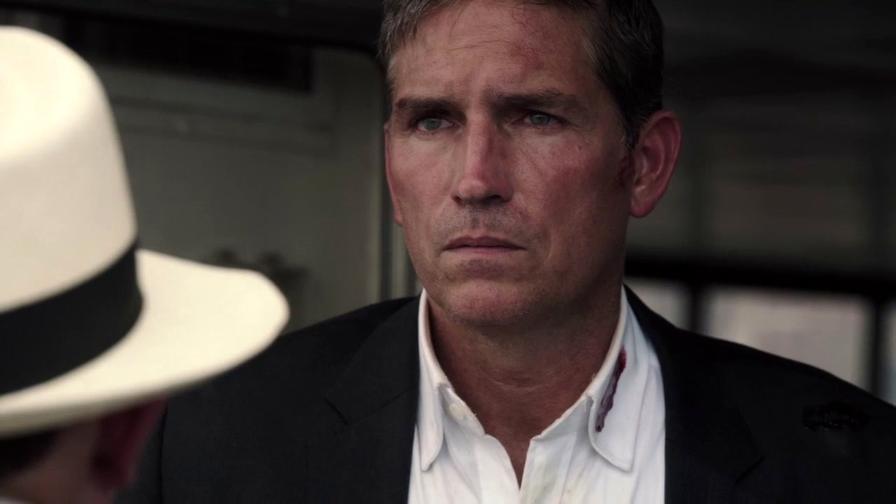 Person Of Interest: Blinking