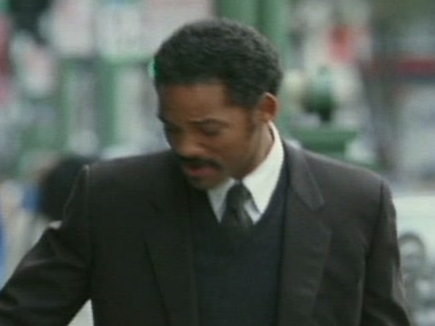 The Pursuit Of Happyness: Drowning In The Water
