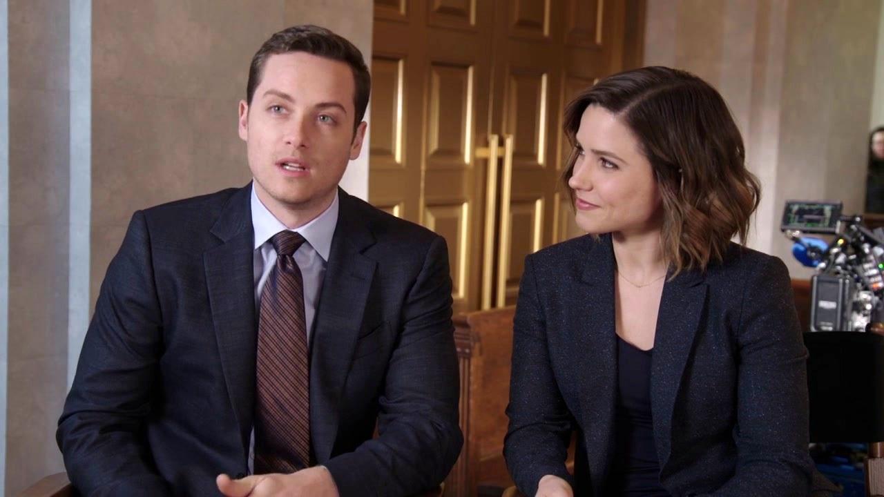 Chicago P.D.: Jessie Lee Sofer & Sofia Bush Talk About New Cast Members