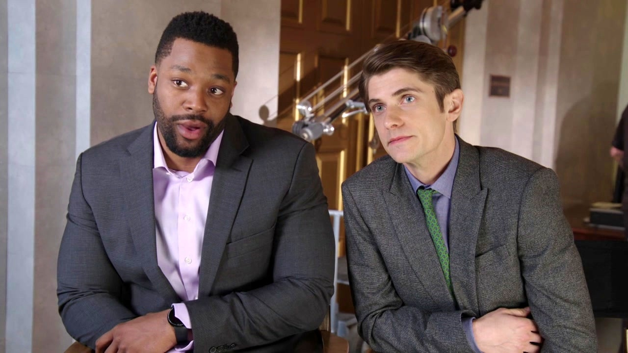 Chicago P.D.: Laroyce Hawkins & Caleb Hunt On The Different Shows
