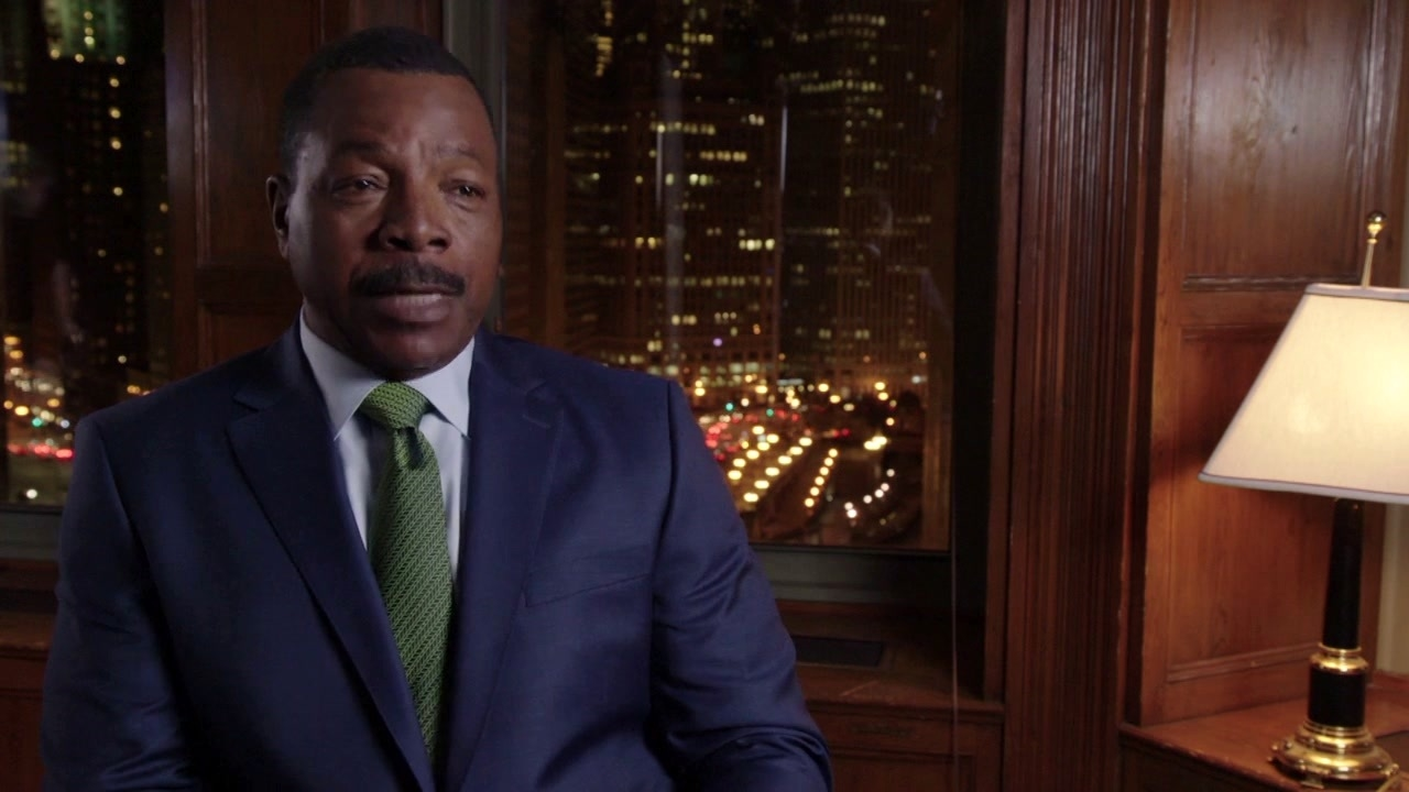 Chicago P.D.: Carl Weathers On His Character