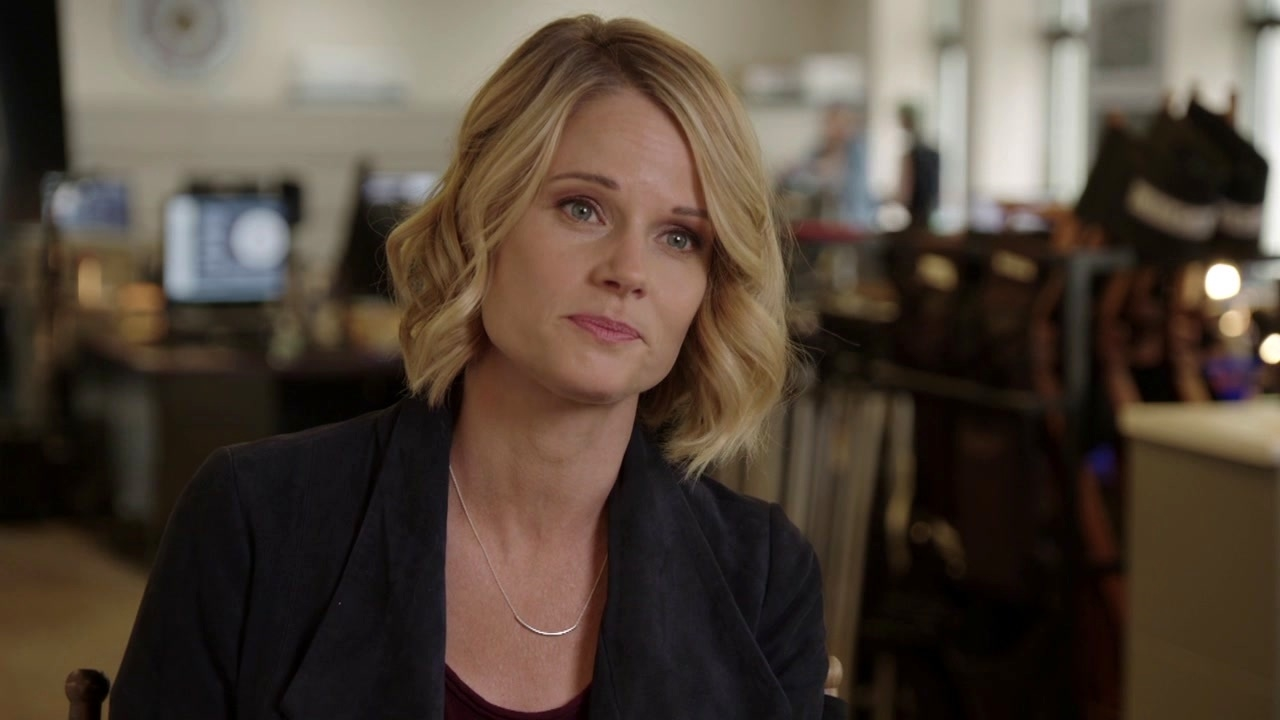 Chicago P.D.: Joelle Carter Talk About Her Character