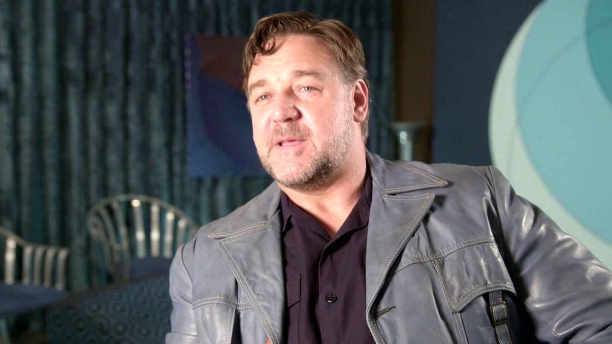 The Nice Guys: Russell Crowe On Becoming Involved With The Project