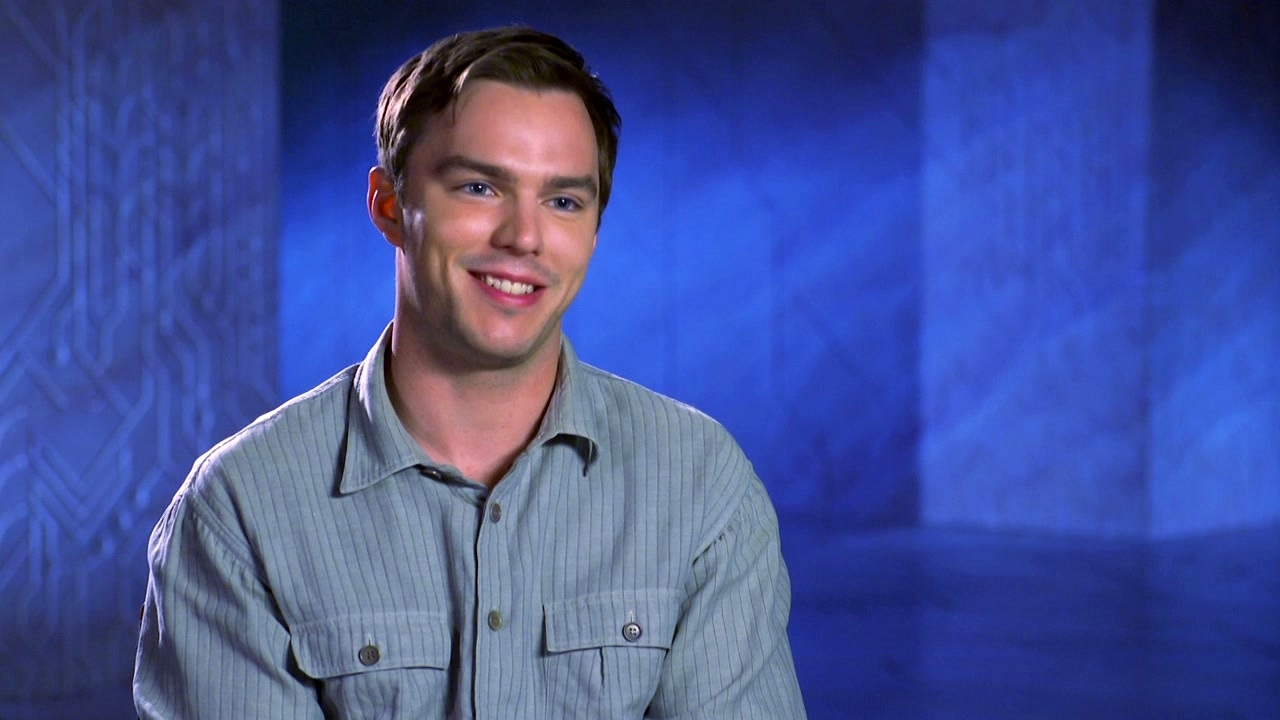 X-Men: Apocalypse: Nicholas Hoult On His Name And Character