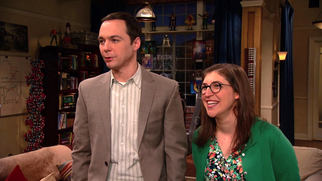 The Big Bang Theory: Behind The Scenes Of The Convergence Convergence