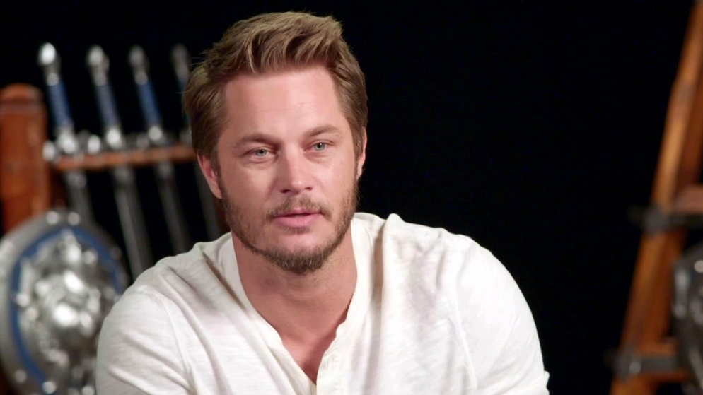 Warcraft: Travis Fimmel On His Character 'Lothar'