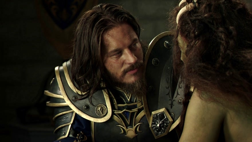 Warcraft: King Llane Asks Garona To Help Them