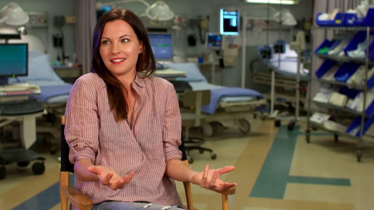 The Night Shift: Jill Flint On The New Season