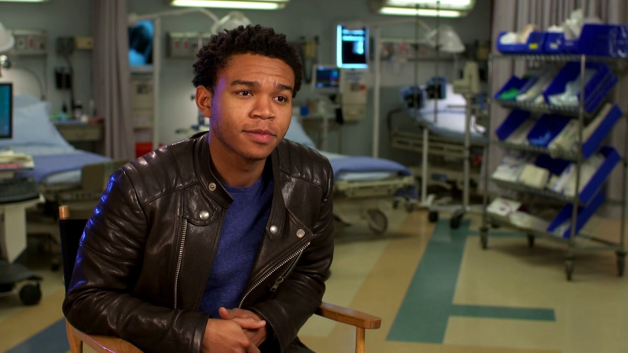 The Night Shift: Robert Bailey On Some Of The Big Moments Of Season 2