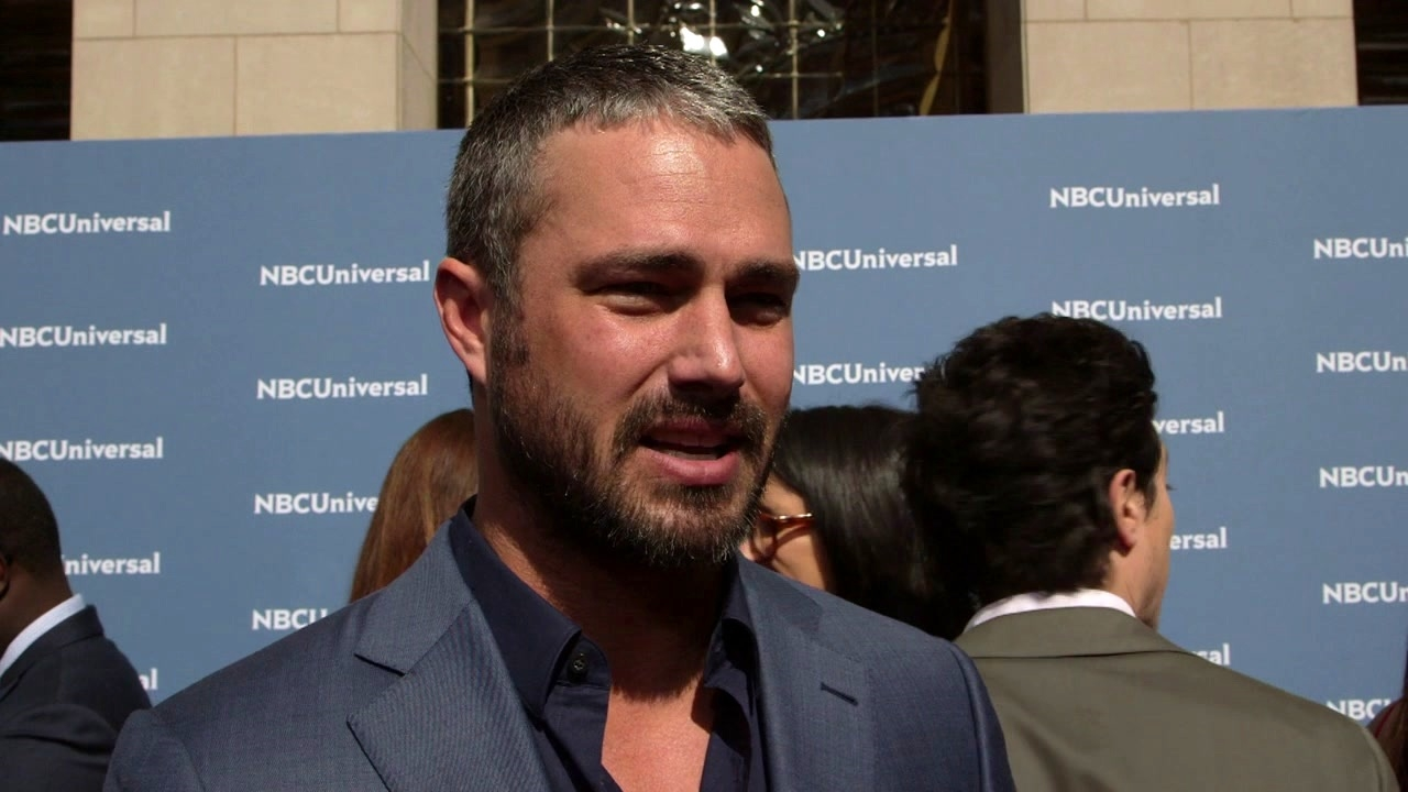 Chicago Fire: Taylor Kinney On Getting Another Season