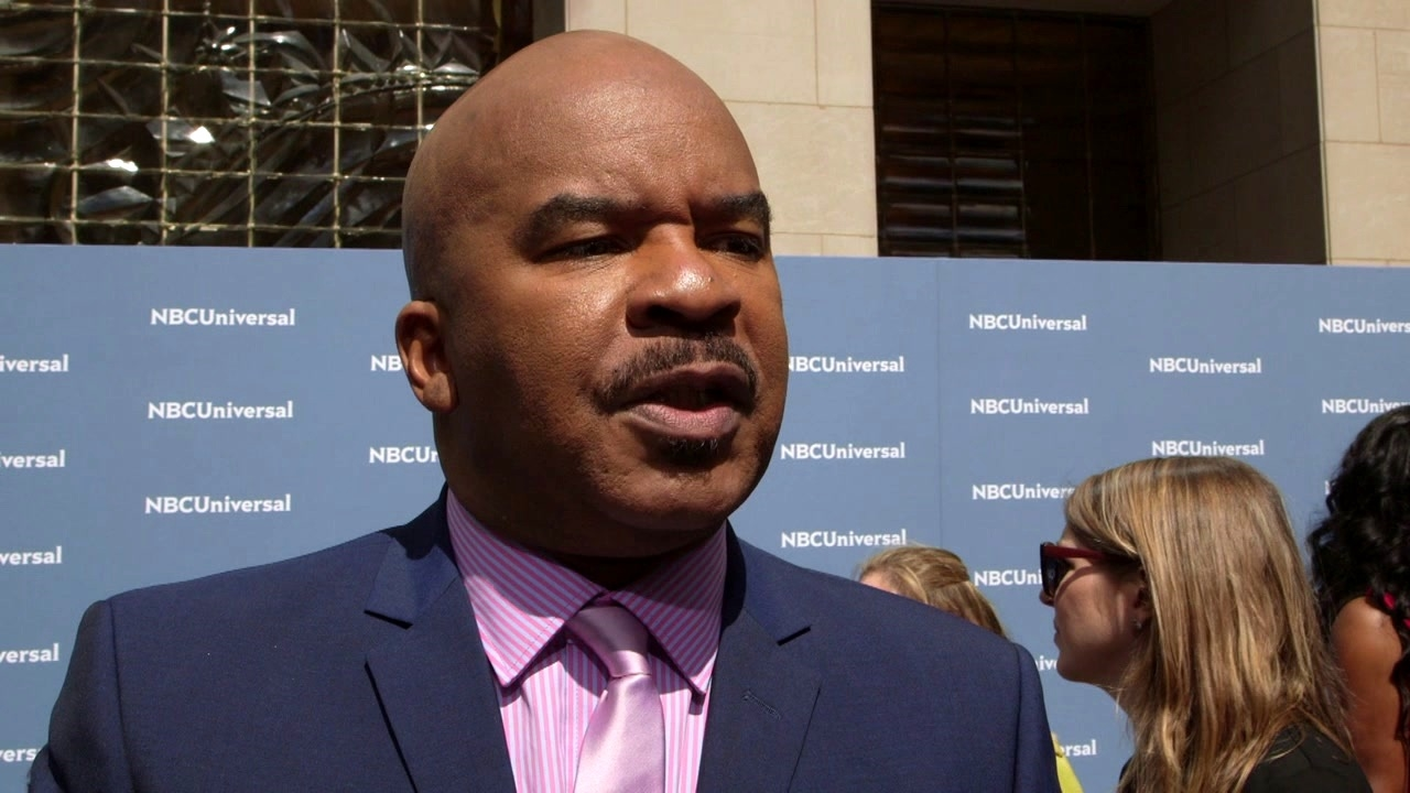 The Carmichael Show: David Alan Grier On Working On The Show